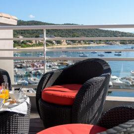 Master Suite vue mer en Ajaccio Corse du Sud