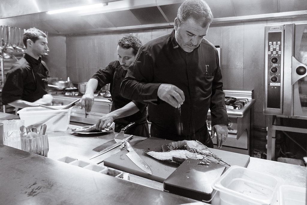 Chef cuisine Restaurant bistronomique en Corse du Sud