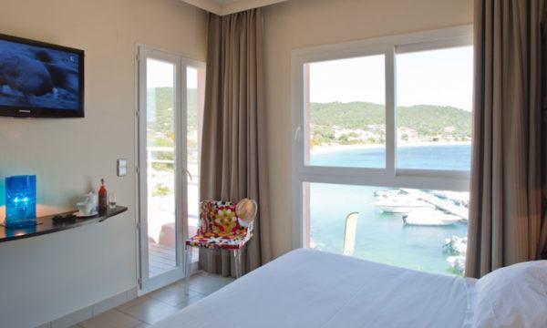 Chambre confort luxe Sud Corse