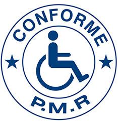 chambre conforme PMR sud Corse