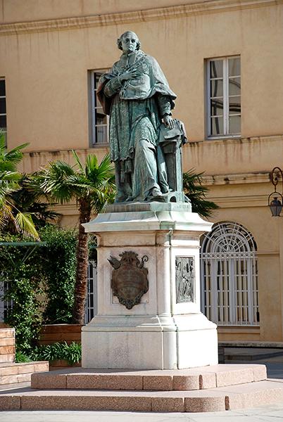 Napoleon Ajaccio Musee fesch Le Golfe Hotel